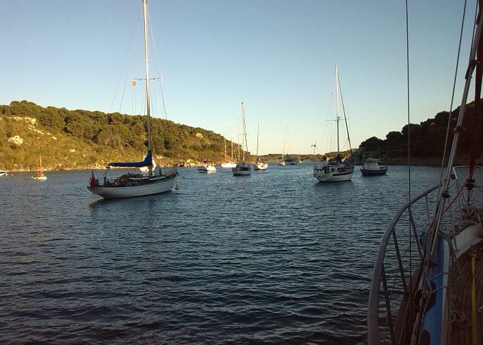 Fondeig Addaia - Menorca - Viulavela